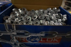 Galvanised Prolok Armour Rings